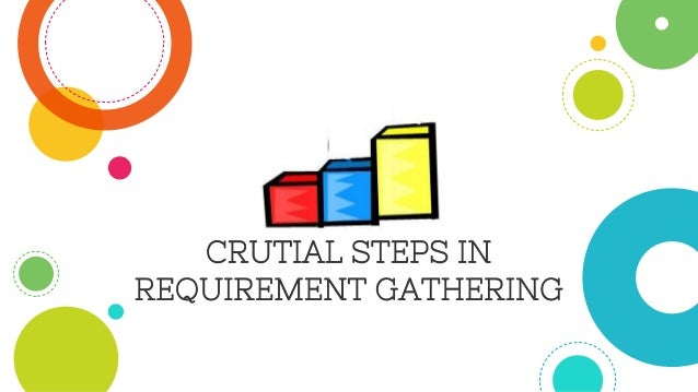 CRUTIAL STEPS IN REQUIREMENT GATHERING