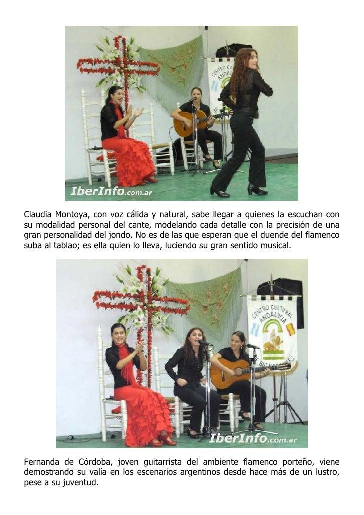 Cruz De Mayo En Buenos Aires.Doc Slide 3