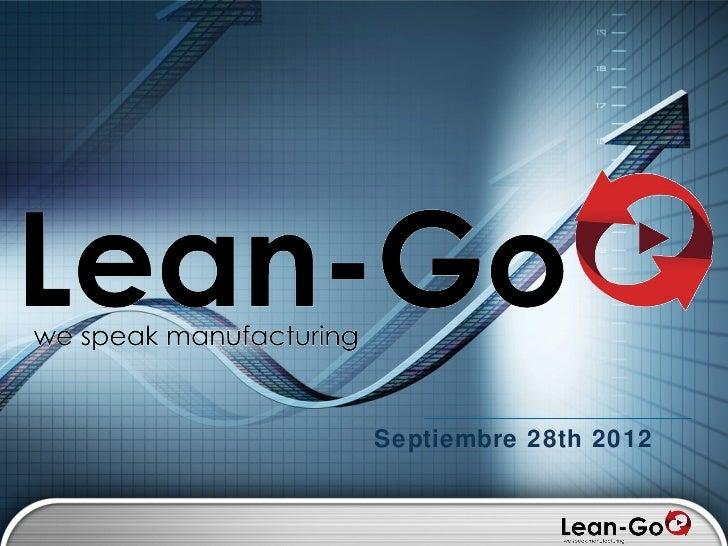 Septiembre 28th 2012