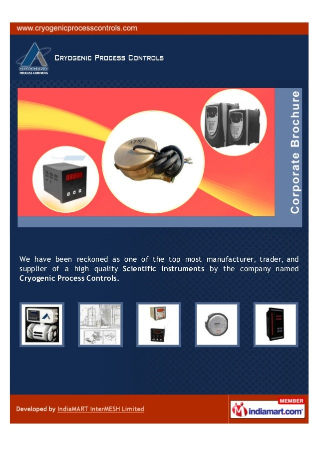 We have been reckoned as one of the top most manufacturer, trader, andsupplier of a high quality Scientific Instruments by...