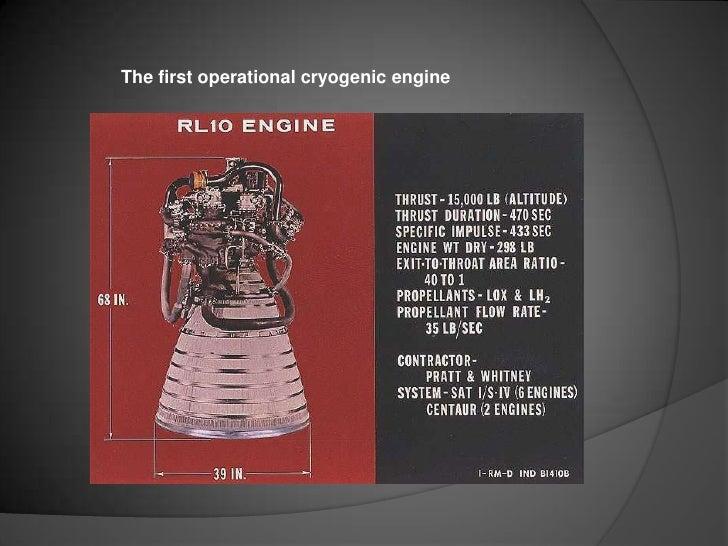 Cryogenic Rocket Engine