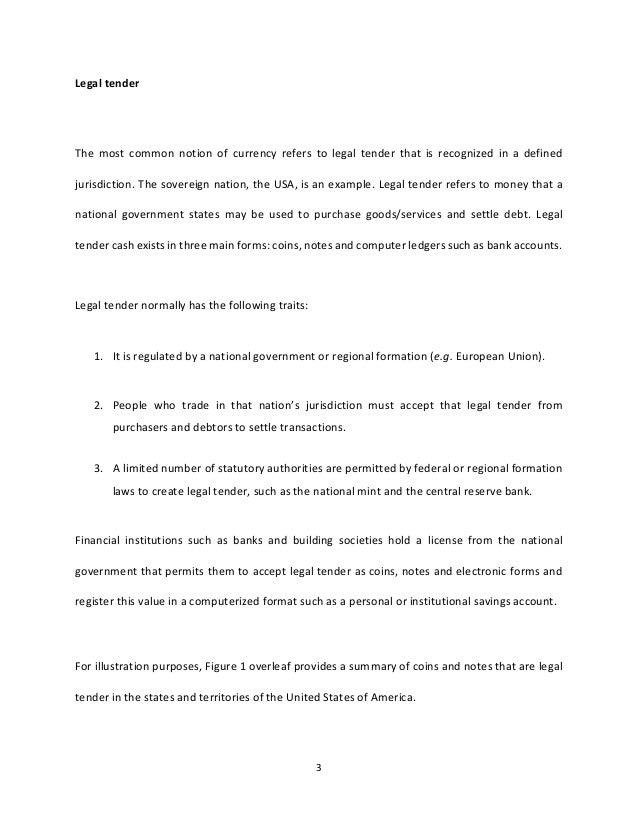 Understanding Cryptocurrencies : Bitcoin et al