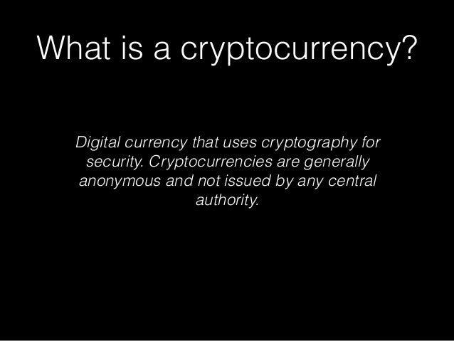 What is a node in cryptocurrency