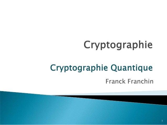 Franck Franchin1