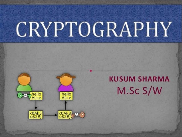 KUSUM SHARMA M.Sc S/W