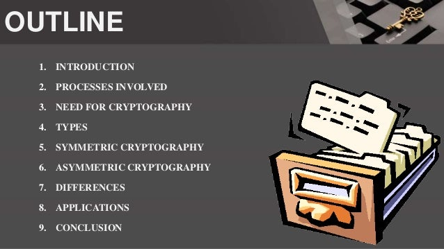 cryptography the science of encoding a message In computer network cryptography means the science and art of  cryptography is used to ensure the security of a message that  you must have an encoding.