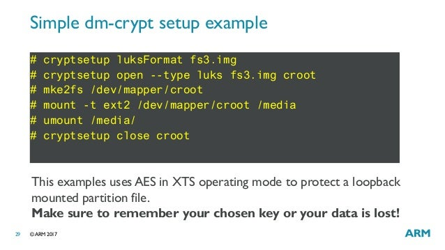 Linux Kernel Cryptographic API and Use Cases