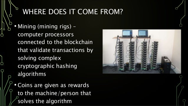 How do they determine the max supply meanin cryptocurrency