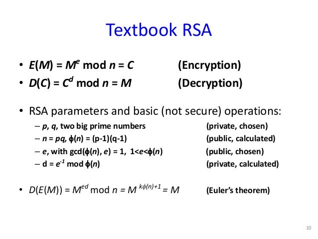 Cryptography in Python