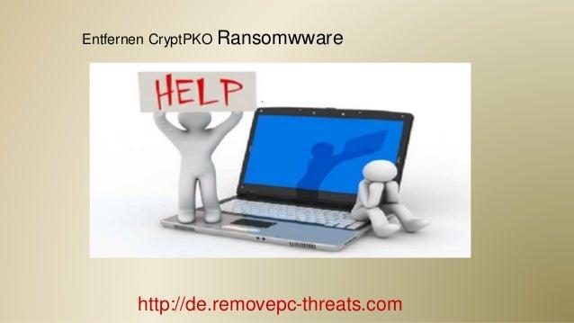 http://de.removepc-threats.com Entfernen CryptPKO Ransomwware
