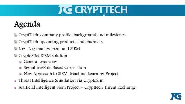 CryptTech 2015 Slide 2