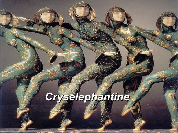 Cryselephantine