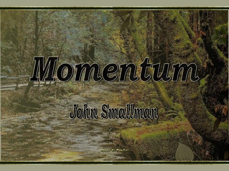 Momentum John Smallman Momentum John Smallman