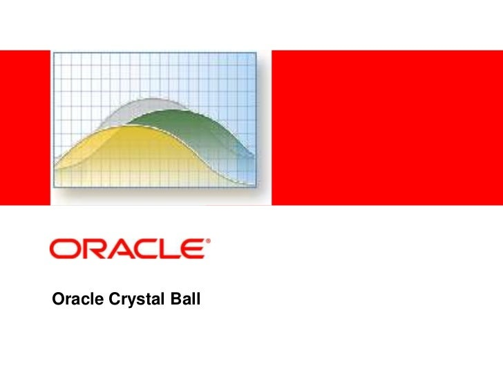 <Insert Picture Here>Oracle Crystal Ball