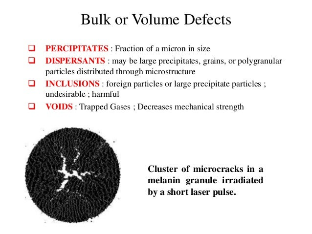 crystal defects and imperfections pdf