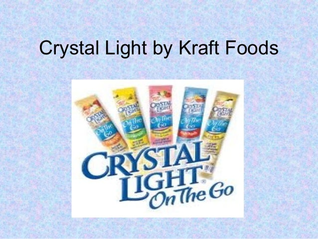 Crystal Light by Kraft Foods