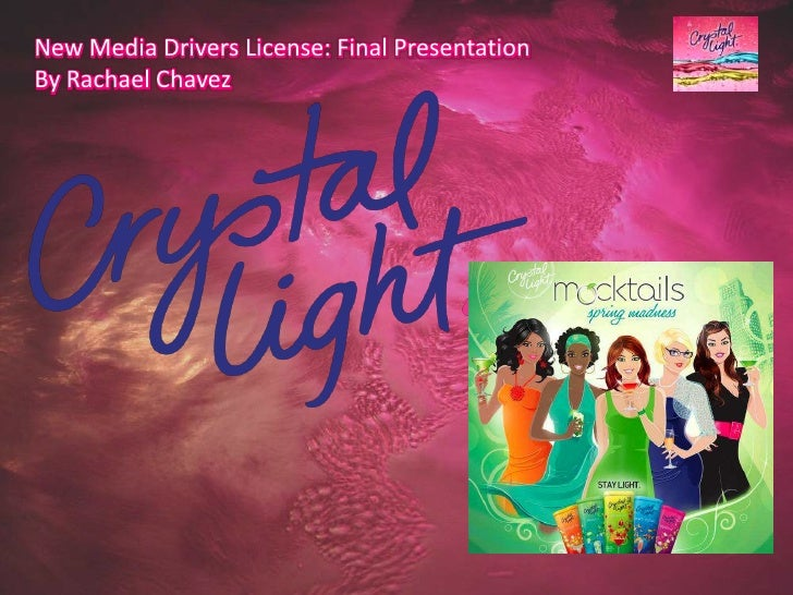 New Media Drivers License: Final PresentationBy Rachael Chavez
