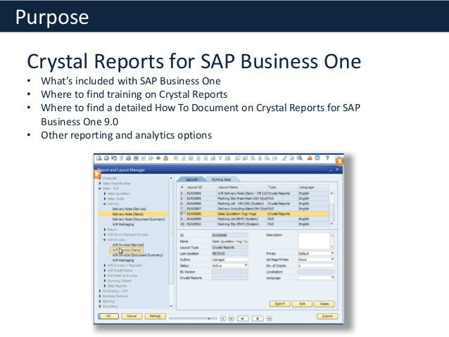 sap business one business user guide pdf download