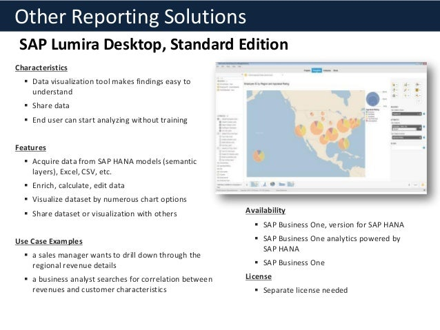 Crystal Reports for Sap Business One - Overview, Free Training Source…