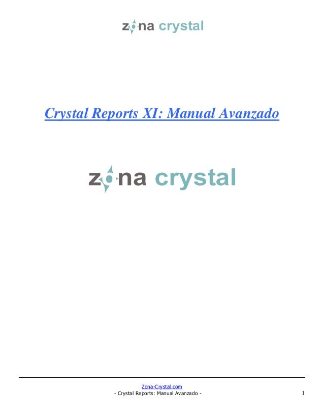 crystal report xi book The nook book (ebook) of the crystal reports xi: the complete reference by george peck at barnes & noble free shipping on $25 or more.