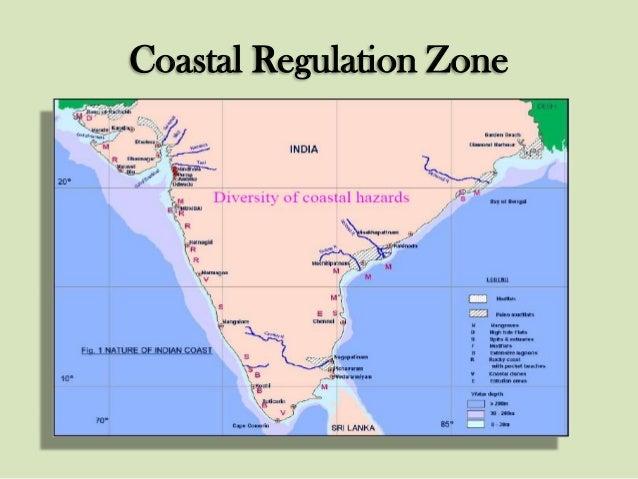 Coastal Regulation Zone – CRZ