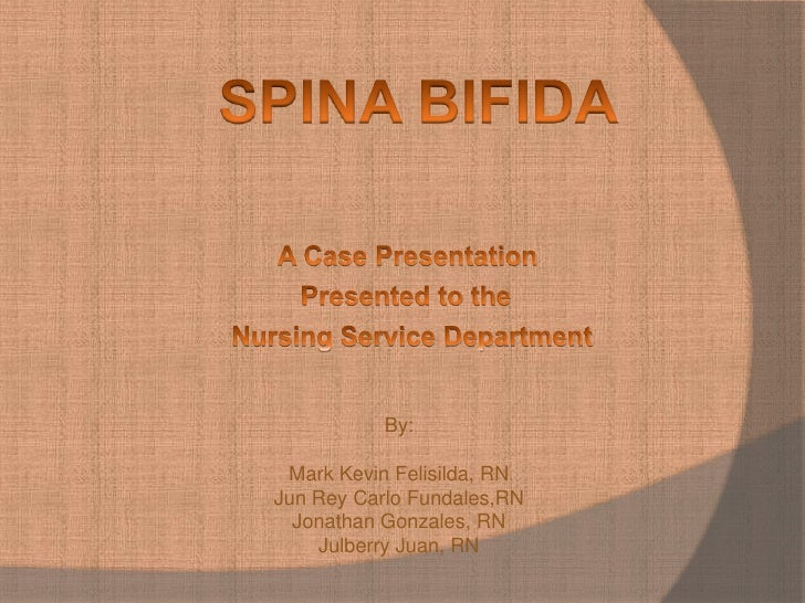 an analysis of spina bifida Summary this study was designed to determine gait patterns in children with  lumbar and sacral neurologic level spina bifida we studied a group of 28  children:.