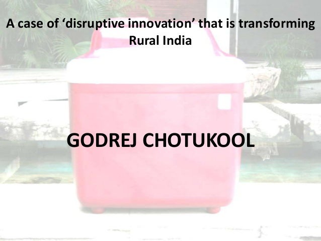 godrej chotukool case solutions To create an affordable and attractive food storage solution for people who had never the chotukool offers a godrej & boyce manufacturing) about chotukool.
