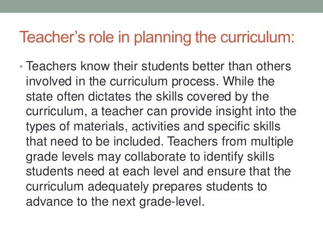 1 3 use own knowledge of learners and curriculum to contribute to the teachers planning (ie knowledge how are education stakeholders (teachers, learners, private sector curriculum planning, design and content 1.