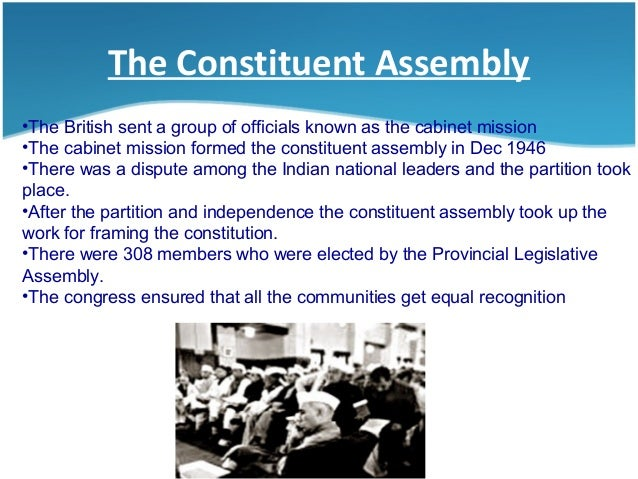 constituent assembly Important committees of the constituent assembly and their chairmen name of the committee chairman: committee on.