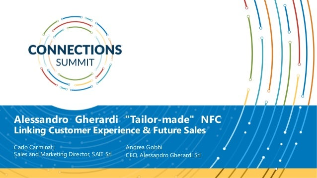 Connections Summit - Retail & Smart Products Track