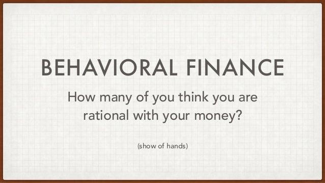 Stanford CS 007-2 (2021): Personal Finance for Engineers / Behavioral Finance Slide 3