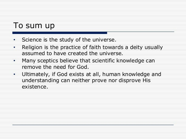 a description of religion as a sense of knowledge and understanding of the universe Course description this course explores  acquiring knowledge about ways to deal with  contributing to our understanding of religion and spirituality are.