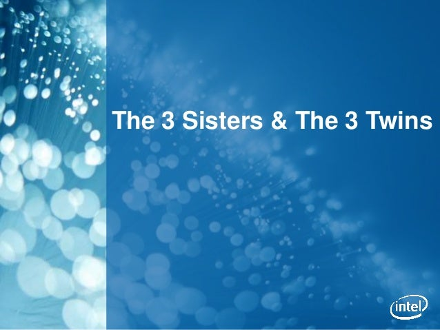 THE 3 SISTERS 1. Strategy 2. Culture 3. Structure