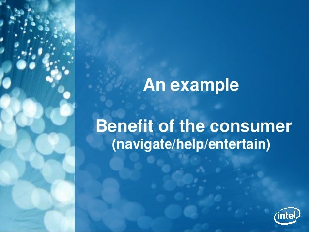 Concluding thoughts… • Build Brand and Sales with the benefit of the consumer (navigate/help/entertain) • Understand our c...