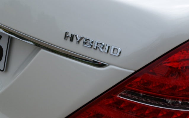 S400 HYBRID Image