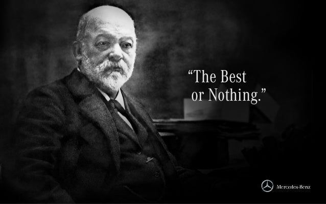 """""""The Best or Nothing."""""""