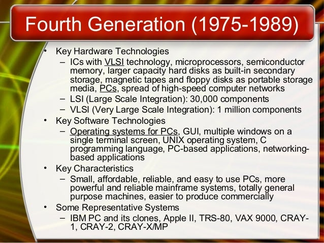 an introduction to the evolution of computers Evolution of computer 1 the early years chinese abacus the first counting device was the abacus, originally from asia it worked on a place-value notion meaning that .