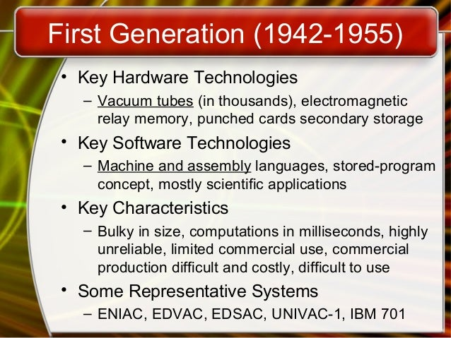 the evolution of the computer operating systems and the computer industry On one level, industry experts, and even consumers, display an implicit  and system development and their expectations of and demands for computing technologies  as a result, in many computer systems, the operating system takes.