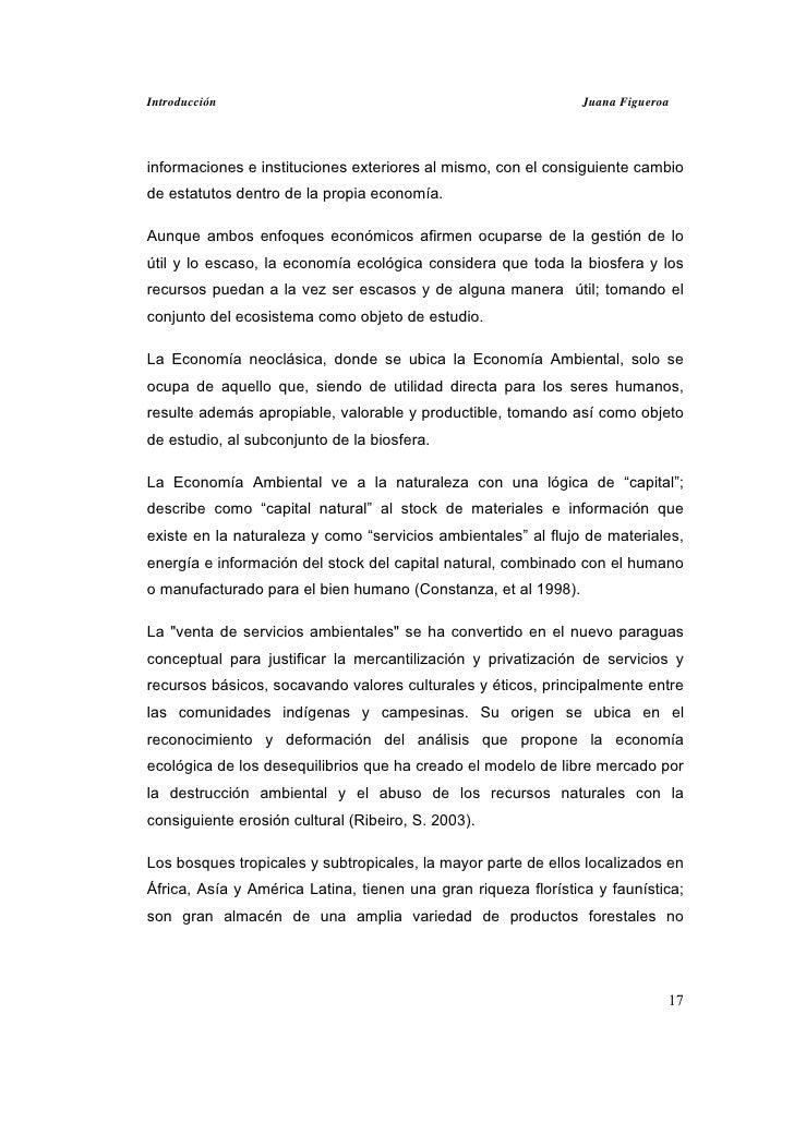 Introducción                                                    Juana Figueroainformaciones e instituciones exteriores al ...
