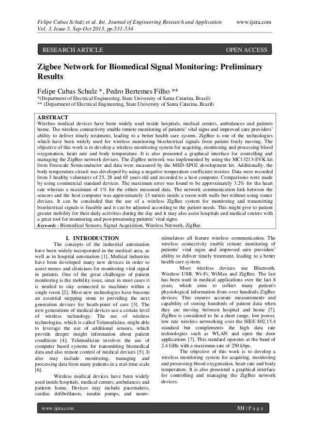 Felipe Cubas Schulz et al. Int. Journal of Engineering Research and Application www.ijera.com Vol. 3, Issue 5, Sep-Oct 201...