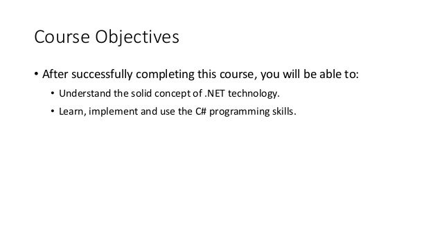 cs4443 - modern programming language