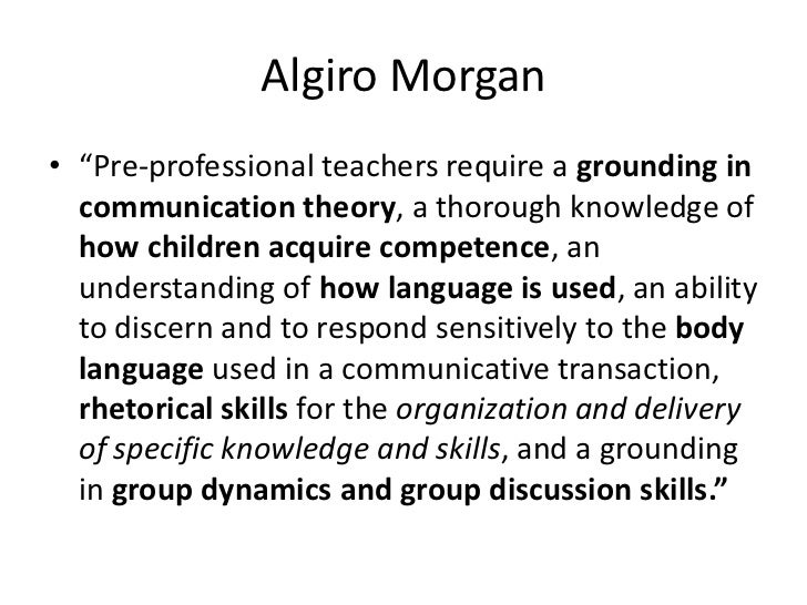 teaching communication skills in multimedia language Learn to develop effective communication skills with a selection of english language teaching resources dedicated to how we share information, ideas and emotions with others.