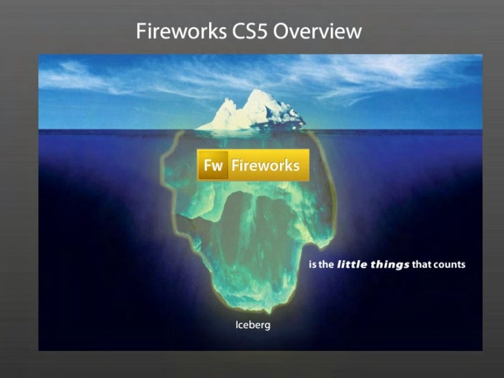 What's New in Adobe Fireworks Cs5