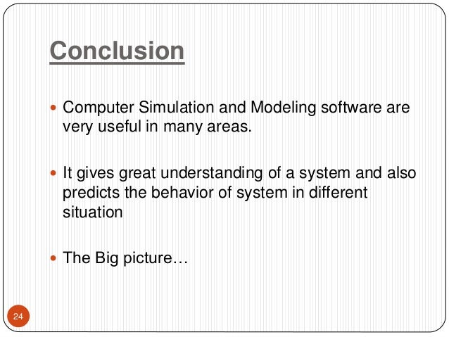Computer Simulation And Modeling