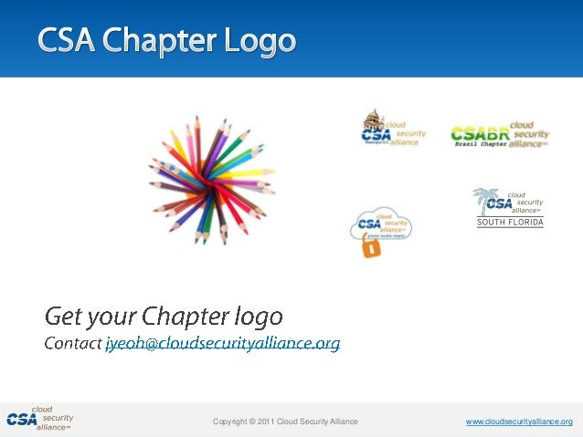 how to create a csa chapter