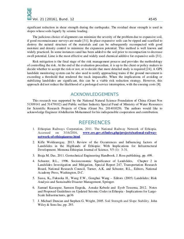 Prevention and mitigation analysis essay