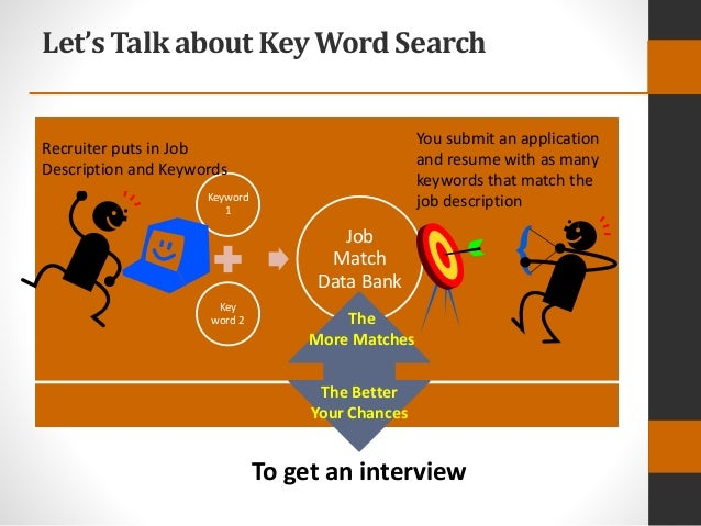 csa job search and key word search
