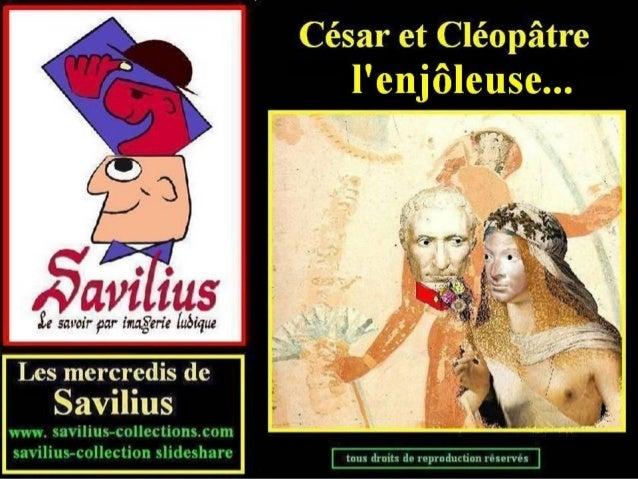 César et Cléopâtre 1
