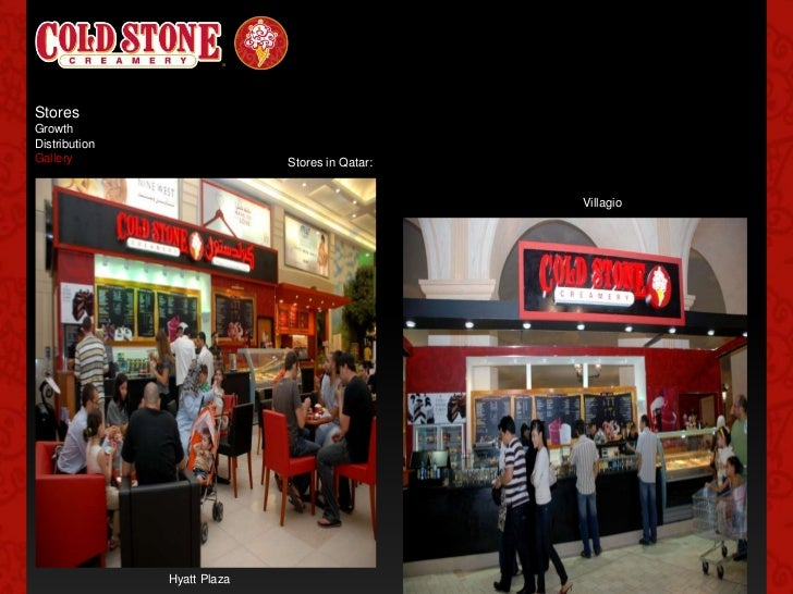 cold stone creamery submittal by trix corp for retail. Black Bedroom Furniture Sets. Home Design Ideas