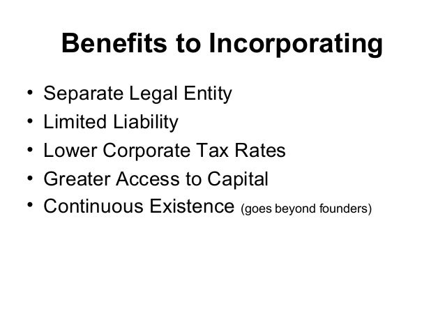 Canadian Incorporation - Nonprofit, Charity, etc.